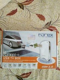 FOREX USB TV BOX