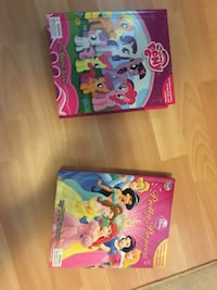 My Little Pony and Disney Princess Toys Ottawa