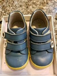 Size 4.5 Leather Toddler Shoe Arlington