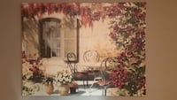 Canvas painting Lebanon, 97355