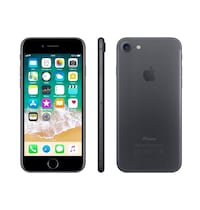 Iphone 7 negro con estuche Madrid, 28009