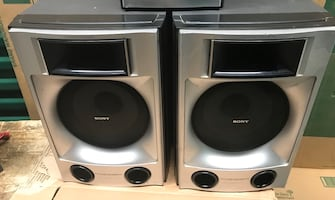 Sony sound broad system speakers with multi ambience surround sounds