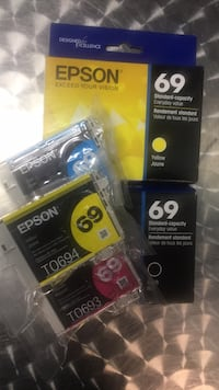 Epson ink cartridge 69 Toronto, M8Z 3L2