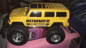 HUMMER TRUCK TOY