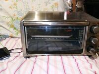 black and gray toaster oven Springfield, 65802
