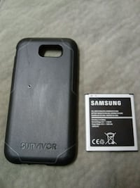 Galaxy J3 Survivor Case all black Canton, 44703