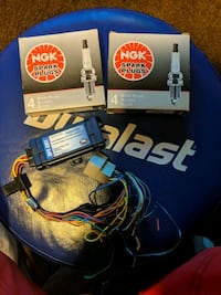NGK-R Spark Plugs + RadioPro 4 RP4-CH11 Gainesville, 32641