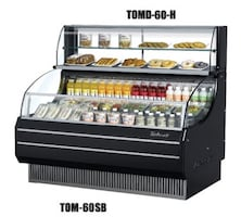 Turbo air display fridge
