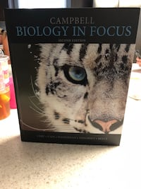 Biology in Focus 2nd edition Clay, 13041