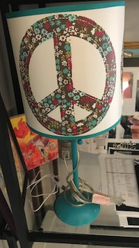 Peace sign lamp works Parma, 44134