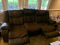 Comfortable Reclining Couch $50