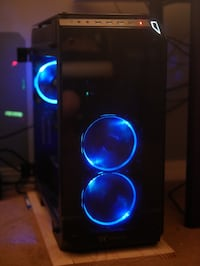 Built PC system with peripherals and accessories (price is negotiable)