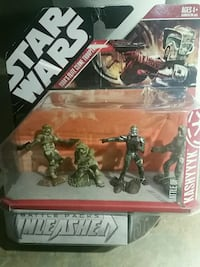 Star Wars Unleash Battle Pack Mississauga, L5N 7Y6