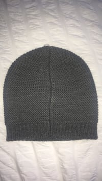 Dark grey knit hat Calgary, T1K 0B4