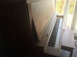 Vertical Piano