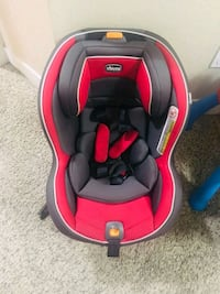 baby's red and black car seat carrier Bengaluru, 560068