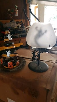 Halloween candle holders Kimmell, 46760