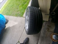 I have to 18in spoke rims in Fairly good condition
