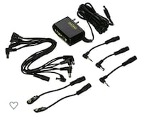 1 spot guitar pedal power cords