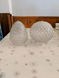 Glass lamp shades $5 each Niagara Falls, L2E 3K9