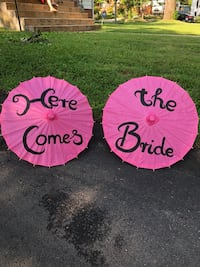Wedding umbrellas decorations  Springfield, 22150