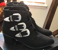 Women's Eugene Ankle high Boots