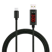 Voltage LED Type-c USB Sync Charging Cable for Sam London, N6P 0E2