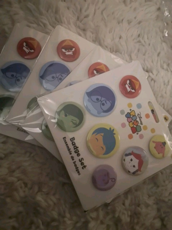 Inside Out buttons