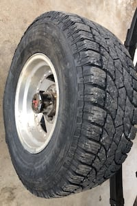 31x10.50R15 wild country tires
