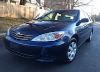 2002 Toyota Camry LE Great on Gas No issues Takoma Park