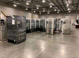 Bulk appliances refrigerators for sale