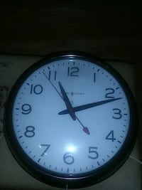 1950's Bakelate General Electric Wall Clock West Springfield, 22152