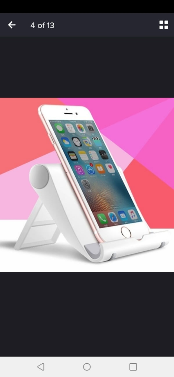 Stand holder for cell phone or tablets 3c0388f3-015e-48c0-9ace-d009662fc6c0