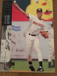 two white and red baseball players trading cards Spartanburg, 29303