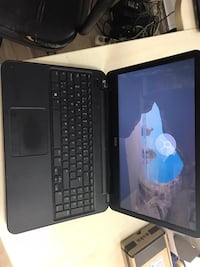 Dell notebook