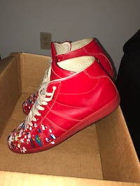 Maison Margiela Men's Replica 'Paint Drop' Sneakers Size 44 Hyattsville, 20782
