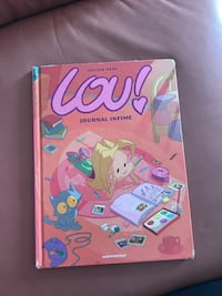 Lou Journal Infime book