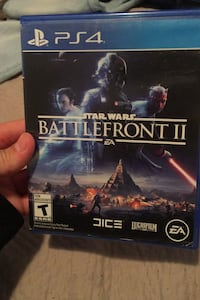 Battlefront 2 played once before didn't like it need it sold  Richmond, V7A 3B4