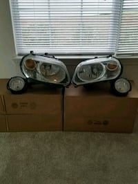 Head lights and fog lights out of a 2008 chevy HHR Mooresville, 28117