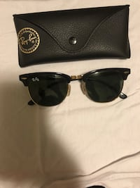 Rayban Clubmasters diamond lens AUTHENTIC Toronto, M6R 2H3