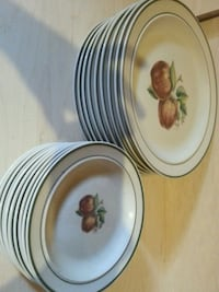 Fruit themed dishes plates Rockville, 20850