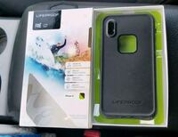 ••• LIFEPROOF PHONE CASE FOR iPhone X ••• New Albany, 47150