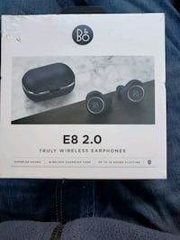 Bang & Olufsen  E8 2.0 truly wireless earphones  Anchorage, 99503