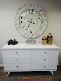 Newly Restyled Solid Wood Dresser-Free Delivery Toronto, M4B 2A1