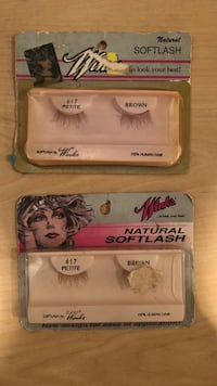 Vintage eye lashes for blondes and fair color hair Brooklyn, 21225