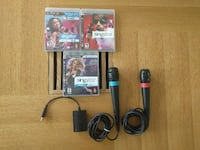 Play Station 3 Singstar Set (Microphone | Games | Accesories) PS3 Vancouver
