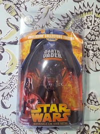 Stars wars revenge of the Sith action figure