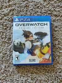 Overwatch ps4 East Providence, 02914