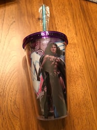 Wonder woman tumbler - new Wellsville