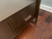 West Elm media console  Arlington, 22207